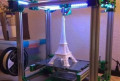 3D принтер, Шыгырдан