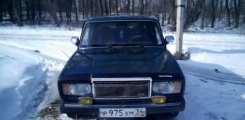 ВАЗ 2107, 2007, Кумылженская, цена: 100 000р.