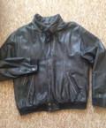 Мужские джинсы с утеплителем, крутая куртка кожа Германия 56-60р, Оренбург
