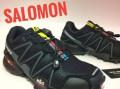 Кроссовки 'Salomon' Бесплатно доставим, кроссовки зимние мужские baas adrenaline, Омск