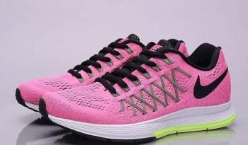 Кроссовки Nike 749344 Air Zoom Pegasus 32 роз, купить осенние ботинки на тракторной подошве, Владивосток, цена: 3 400р.