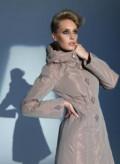 Пальто 46 р goldziss розовый жемчуг, интернет магазин белорусской женской одежды с доставкой в россию, Юрино