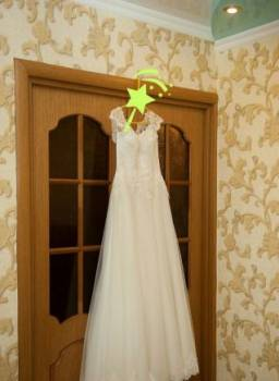 Одежда для леса цена, красивое свадебное платье, Алушта, цена: 13 000р.