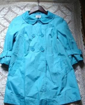 Зара женская одежда брюки, плащ весенний, Славск, цена: 750р.
