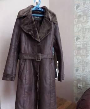 """Продам дубленку """"Sela"""", одежда для беговых лыж мадшус, Оконешниково, цена: 1000р."""