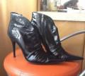 Женская обувь оптом польша, ботинки лак-кожа 38р, Марьяновка