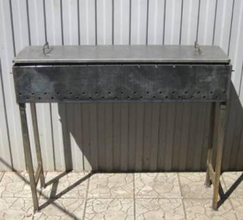 Мангал 5 мм сталь, Привокзальный, цена: 12 000р.
