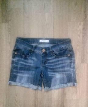 Шорты джинсовые, купить одежду дешево россия, Иркутск, цена: 500р.