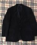 Пиджак вельветовый мужской р-р 50, рост 164, мужские футболки босс, Тоншалово