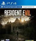 Игра PS4 capcom Resident Evil 7: Biohazard (VR), Сарманово
