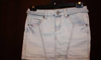 Продам джинсовую юбку, оптовая база турецкой одежды, Калининград, цена: 500р.