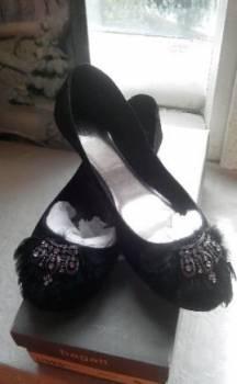Балетки новые, женская обувь для силовых тренировок, Екатеринбург, цена: 1 000р.