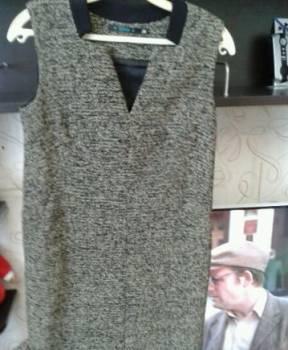 Платье из плотной ткани, сайт одежды недорогой интернет магазин с бесплатной доставкой россия