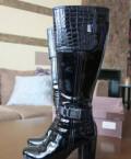 Зимняя женская обувь рикер, итальянские сапоги ballin новые, Омск