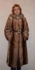 Шуба мутоновая, верхняя одежда на новый год, Йошкар-Ола