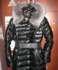 Зимнее пальто экокожа, меховые накидки женские, Вельск
