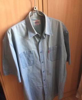 Мужская одежда зирано, джинсовая рубашка Levi's (Левайс)
