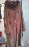 Купить зимнюю рабочую одежду, шуба и дубленка, б/у, р42-44, Алтайское