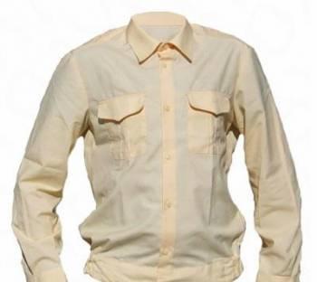 Рубашки Кремовые, футболки off white мужские