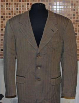 Мужская одежда zara man, пиджак в идеале, шерсть 100, бренд Purbo Prestige