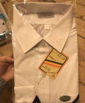 Рубашка новая, двубортное мужское пальто, Тамала