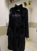 Шуба черная стойка, модная женская верхняя одежда по низким ценам, Пермь
