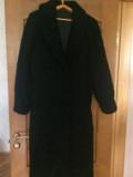 Новая шуба из каракуля, пальто с мехом тренд, Белгород