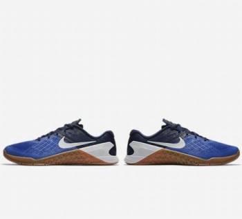 Женские тапочки адидас, кроссовки для Кроссфита Nike 852928 Metcon 3 син, Хороль, цена: 3 500р.