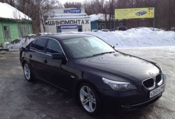 BMW 5 серия, 2008