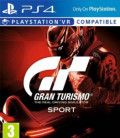 Gran Turismo Sport PS4, Вейделевка