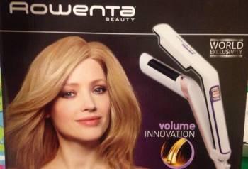 Плойка для объема волос Rowenta, Хвалынск, цена: 600р.