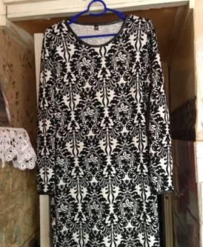 Одежда на весну для полных девушек, платье, Сокол, цена: 900р.