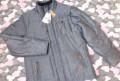 Новая куртка утепленная Бленд, мужская куртка из меха нерпы, Калининград
