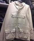 Casual connoisseur resistance smock jacket, мужская одежда supreme, Вольск