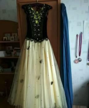 Бальное платье стандарт, Кунья, цена: 5 000р.
