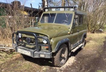 УАЗ 3151, 2001