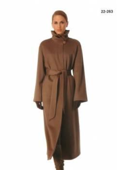 Платья для полных девушек купить фирма фешен, кашемировое пальто Аlessandro Manzoni, Ростов-на-Дону, цена: 3 000р.
