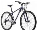 Горный велосипед с алюминиевой рамой, Московский