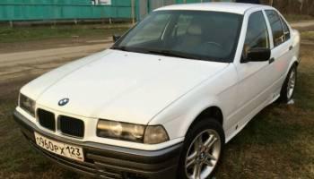 BMW 3 серия, 1991, Зеленокумск, цена: 199 000р.