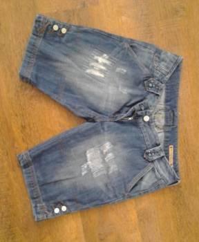 Продам джинсовые шорты silvian heach, adidas куртка женская w light down, Калининград, цена: 500р.