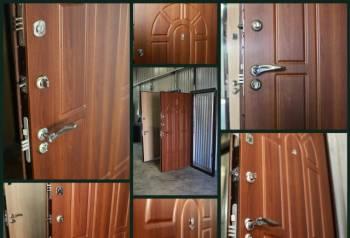 С отделкой металлическая дверь за 24 часа в дом