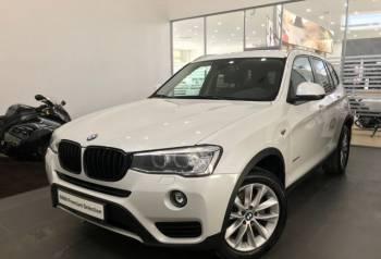 BMW X3, 2016, Мошково, цена: 2 699 000р.