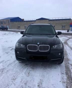BMW X5, 2007, Старый Оскол, цена: 930 000р.