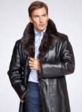 Мужские куртки фирмы saz, дубленка мужская мех тоскана, Кувандык