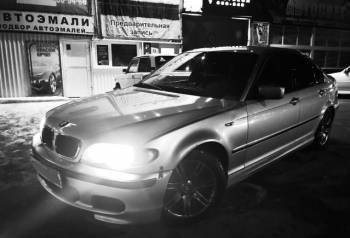 BMW 3 серия, 2002, Алтайское, цена: 350 000р.