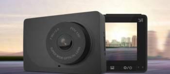 Видеорегистратор Xiaomi Yi Wi-Fi, FullHD, Гарантия, Воронеж, цена: 2 500р.