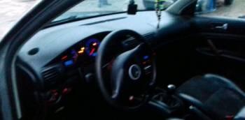 Volkswagen Passat, 2003