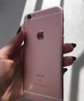 Продаю iPhone Rose Gold 6s 16gb, Липецк