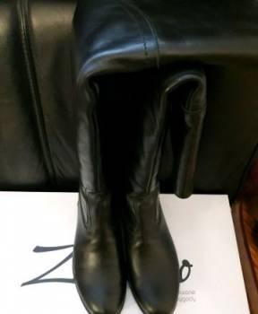 Кроссовки зимние salomon утепленные, новые сапоги zapato