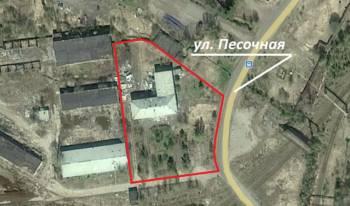 Помещение свободного назначения, 1250 м², Бокситогорск, цена: 1 000 000р.